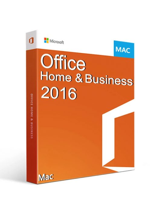 Microsoft Office 2016 Home & Business for Mac W6F-00627 (Digitális Kulcs)